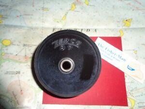 VINTAGE ZEBCO 89 REEL PART ANTIQUE USA ZEBCO REEL PART OLD ZEBCO FRONT COVER