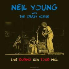 Neil Young Live during his USA tour Nov 1986 - NEW SEALED import 2 180g LP set