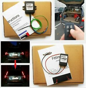 VOLVO TAILLIGHTS FACELIFT UPGRADE + REMOTE TAILGATE CLOSE MODULE V70 / XC70 MKDS