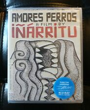 New listing Amores Perros Blu-Ray The Criterion Collection Alejandro Gonzalez Innaritu