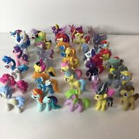 Hasbro My Little Pony Blind Bag Figure Lot of 35 MLP Friendship is Magic Rares