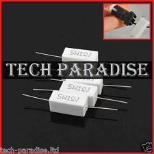 10x résistance anti message erreur ODB CanBus 5W 1Ohm C3W C5W BA9S T10 W5W LED