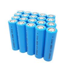 20pcs 18650 2200mAh 3.7V Li-ion High Drain Batería Rechargeable Battery-Smok