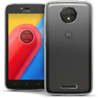 Funda TPU Gel Skin Carcasa para Motorola Moto C (Lenovo C) Bumper Case Cover