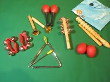 Kids Musical Percussion set, Kilofly, Christmas, Schools and Parties.