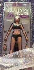 Hot Toys 1/6 True Type Female Caucasian TTF11 Japan