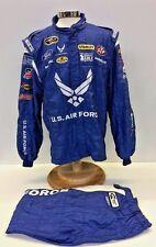 NASCAR Sparco 2 pc Fire suit STP Richard Petty Motorsports SFI 3-2A/5 48/38/30