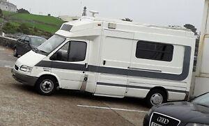 campervan - motorhome for sale