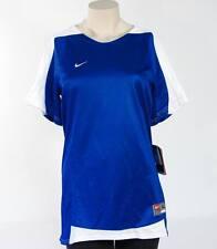 Nike Dri Fit Royal Blue US Game Jr. Athletic Shirt Girls XL NWT $50