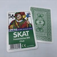 25 Skat Kartenspiele Club Französisches Bild, Skatkarten Spielkarten Frobis