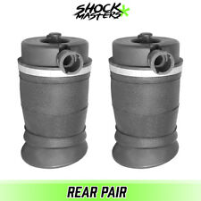 Rear 4WD Air Suspension Air Springs Pair for 1998-2002 Lincoln Navigator