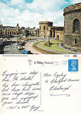 1990's THE CITADEL & CARLISLE STATION CUMBRIA COLOUR POSTCARD