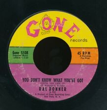 45tk-Rock & Roll-GONE 5108-Ral Donner