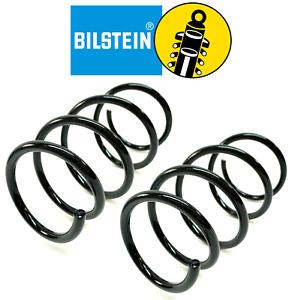 Front Coil Springs Set Lt & Rt 2pc OEM Bilstein B3 BMW 530i 535i 545i 550i 04-10