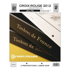 Jeux FS France carnets Croix-Rouge 2011-2012 sans pochettes.