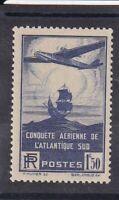 France année 1936 100 è Traversée aérienne de l'Atlantique Sud N° 320** réf 4438