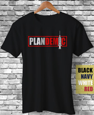 Plandemic Conspiracy Tee Plan Pandemic 2020 Virus Vaccine Funny Gift T-Shirt who