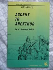 ASCENT TO ANEKTHOR (Gamelords 1983) • Traveller • Mint/Unused/Unread!