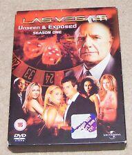 Las Vegas - Series 1 - Complete (DVD 2005 6-Disc Set) - James Caan Josh Duhamel