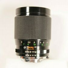 Promura MC Auto Zoom 1:3.5-4.5 28-80mm Macro #019852 Camera Lens 62
