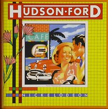 CD - Hudson - Ford - Nickelodeon - A157 - RAR