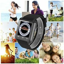 Reloj inteligente smartwatch Bluetooh Android Samsung iPhone pulsera