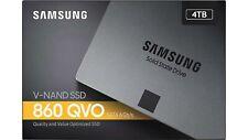 *NEU* Samsung SSD 860 QVO 4TB SATA / MZ-76Q4T0BW  / in OVP