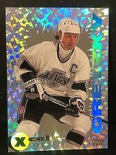 WAYNE GRETZKY 1995-96 Skybox Emotion Hockey XCEL Insert Card #4 SHARP Kings