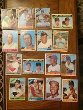 George Thomas  Boston Red Sox 1966 Topps  (One Card)