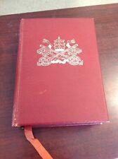 THE HOLY BIBLE Family Hawthorn Books New York 1958 HC no DJ