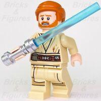 New Star Wars LEGO® Obi-wan Kenobi Dirt Stains Jedi Master Minifigure 75269