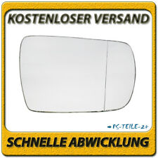 Spiegelglas für KIA SORENTO II XM 2009-2015 rechts Beifahrerseite asphärisch