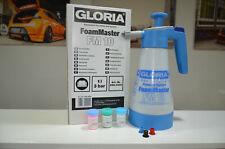 Gloria Schaumsprühgerät FoamMaster FM10 FM 10 inkl. 3 Proben und Meßbecher