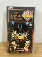 Doctor Who: The Stones Of Blood-Vhs-Tom Baker