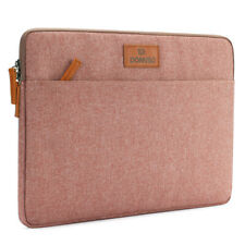 "DOMISO Laptop Sleeve Case Messenger Bag for Macbook Air 10""-17"" inch Notebook"