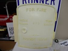 repro dodge brothers fire box cover      dodge main