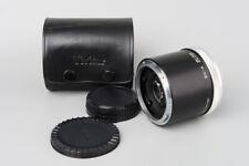 Vivitar MC 3X-4 Teleconverter Tele Converter for Canon FD FL Mount w/ Case