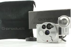 【MINT in Box】Olympus O Product 35mm f3.5 Point & Shoot Film Camera From JAPAN