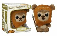 Funko Fabrikations ~ WICKET THE EWOK PLUSH DOLL ~ Star Wars: Return of the Jedi