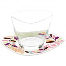 RITZENHOFF Dessertglas mit Untertasse Peppercorn - Höhe ca. 6,5 cm - 2960006
