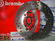 DISCO FRENO BREMBO POSTERIORE HONDA 700 INTEGRA 12>  68B407G8