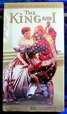 The King And I (1956) - Yul Brynner/Deborah Kerr - FS THX VHS - Sealed/New