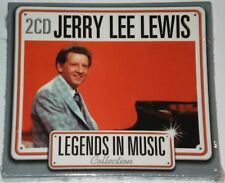 JERRY LEE LEWIS  COFFRET  2 CD