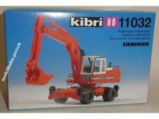 Kibri 11264 h0 Liebherr mobilbagger a922 con dispositivos de cultivo