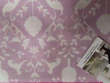 Gutermann Notting hill peacock garden pink 100%cotton, fat quarter, free p&p,