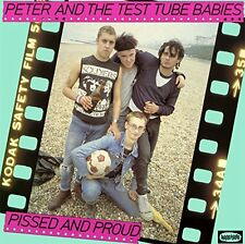 Peter And The Test Tube Babies ‎– Pissed And Proud 200gm Drastic Plastic