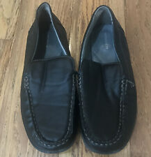 Nordstrom Youth Black Loafers Size 5