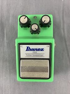 Ibanez TS9 Tube Screamer - Green Good Condition Nice See pictures