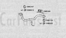 EXHAUST FRONT PIPE Nissan Note 1.4 Petrol MPV 03/2006 to 11/2007