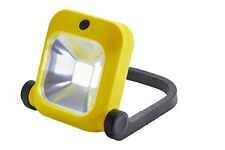 Nightsearcher galaxy 2000 portable rechargeable led flood work light 2000 lumens